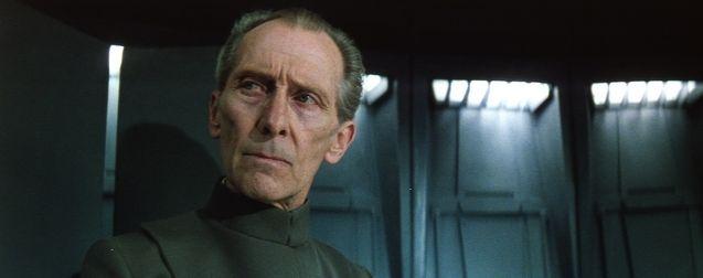 Peter Cushing Star Wars