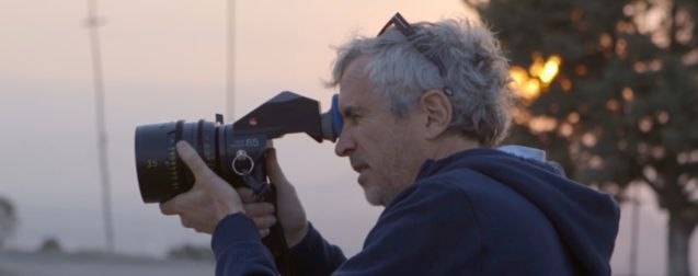 Photo Alfonso Cuarón