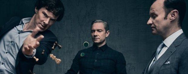 Sherlock Saison 4 - Episode 3 : Le meilleur pour la fin