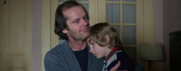 photo, Jack Nicholson, Jake Lloyd, Doctor Sleep