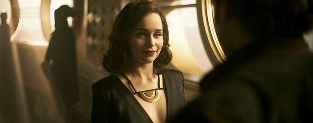 Star Wars : Emilia Clarke a des idées pour un spin-off de Solo sur Disney+ (au secours)