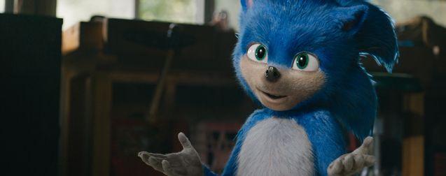 Sonic, le film : le nouveau look du hérisson bleu aurait fuité