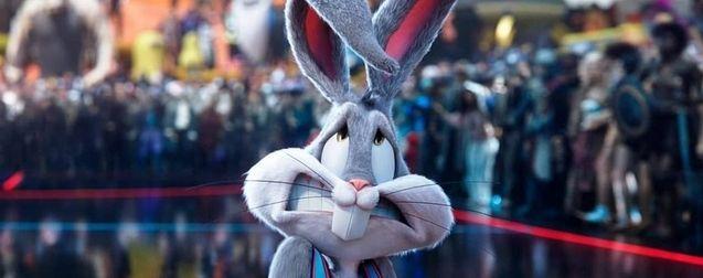 Space Jam 2 : des images inédites pour la suite avec LeBron James et Bugs Bunny