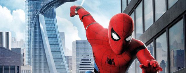Photo Affiche Spider-Man Homecoming