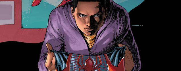 Miles Morales serait bien le héros de la nouvelle série Spider-Man