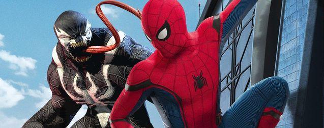 Photo Spider-Man Venom