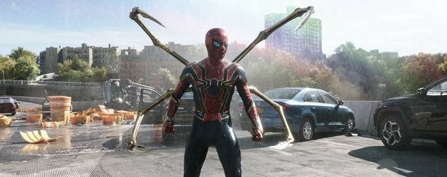 Marvel : Spider-Man affronte le Dr Octopus sur de nouvelles images de No Way Home