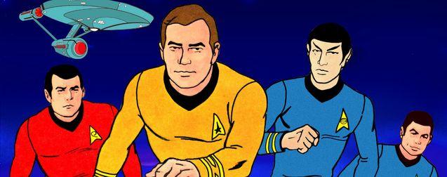 Après Discovery, Star Trek aura bientôt droit à une série animée