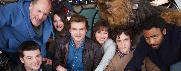 Han Solo : les mystérieux nouveaux clichés montrent un paysage apocalyptique bien étrange