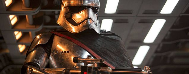 Photo Captain Phasma