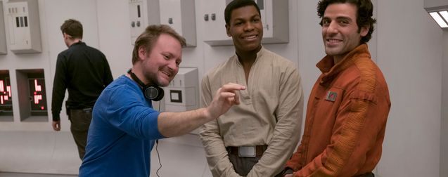 Photo, Rian Johnson