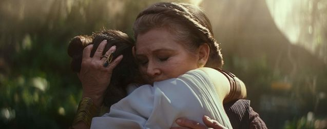 photo, Carrie Fisher