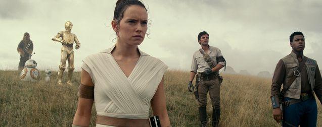 Star Wars : JJ Abrams et Adam Driver éclaircissent les liens entre L'ascension de Skywalker et Les Derniers Jedi