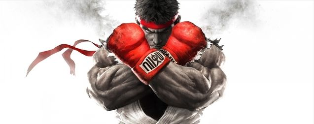 Photo Street Fighter V