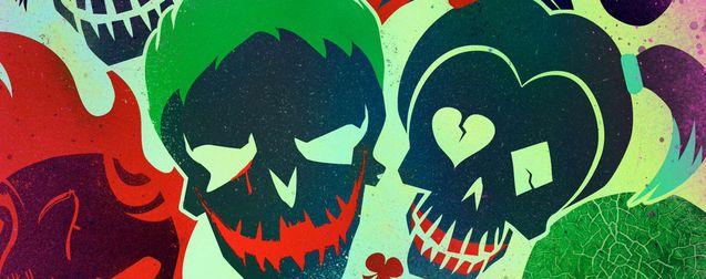Suicide Squad dévoile une première affiche très haute en couleurs