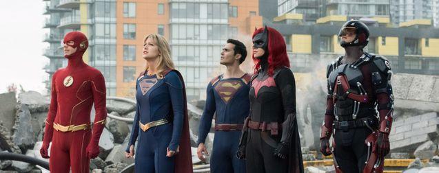 """The Flash : les """"vraies retombées"""" de Crisis on Infinite Earths vont arriver"""