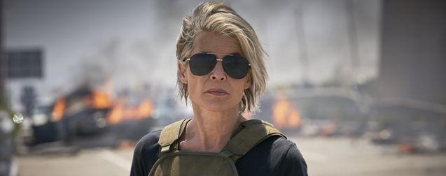 Terminator : Linda Hamilton descend en flèche les suites que Dark Fate veut effacer, et prend un risque