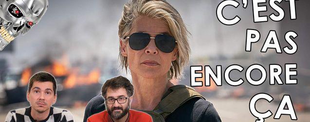 Terminator : Dark Fate - vidéo bilan d'un échec terminal