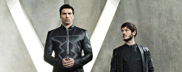 Photo The Inhumans saison 1, Iwan Rheon, Anson Mount