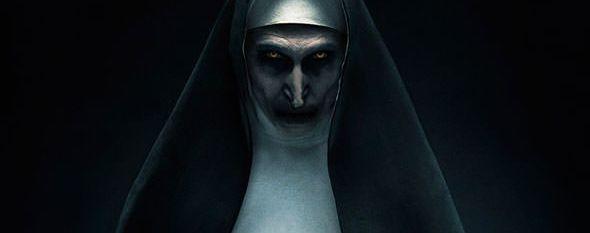 La Nonne revient dans une nouvelle affiche qui sent bon l'Exorciste