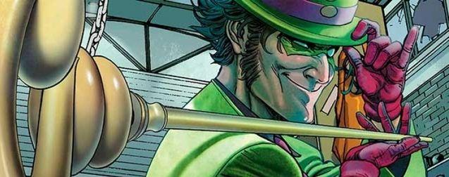 The Batman a enfin trouvé son Homme-Mystère
