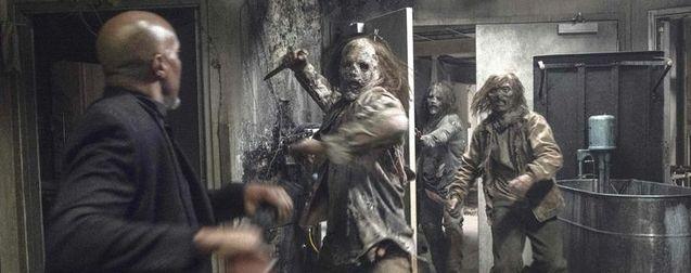 The Walking Dead saison 10 : la nouvelle bande-annonce tease l'affrontement entre Negan et Maggie