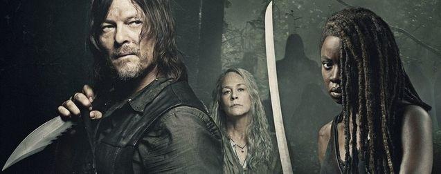 The Walking Dead : AMC commande une saison 10 qui peut tout changer pour Michonne et Daryl