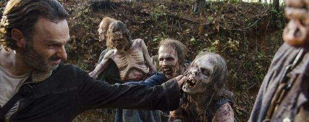 Le showrunner de Walking Dead rassure les fans, la série n'est pas censurée