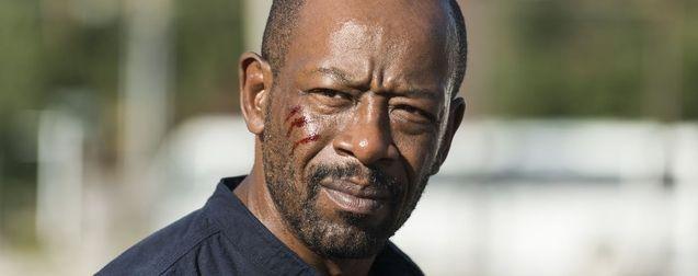 The Walking Dead - saison 7 épisode 13 : Morgan prend le melon