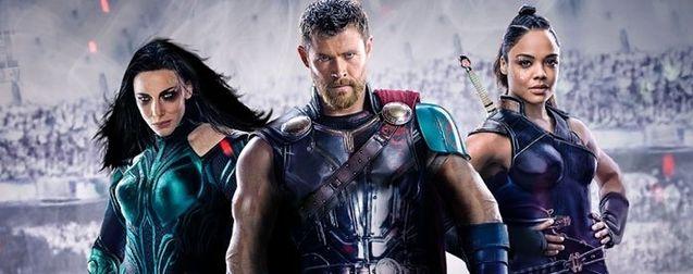 Photo Affiche Thor Ragnarok