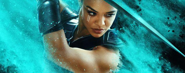 Après Thor : Ragnarok, Tessa Thompson pourrait retrouver Chris Hemsworth dans la suite de Men in Black