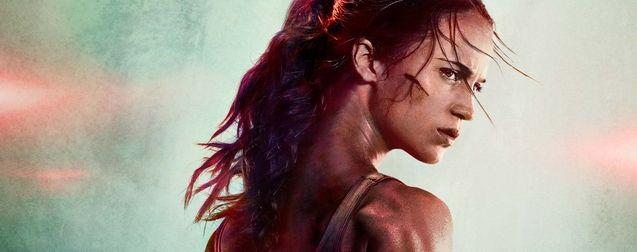 Tomb Raider dévoile une affiche et un premier teaser avant la bande-annonce de demain