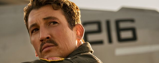 "Top Gun : Maverick - Miles Teller dit que Tom Cruise est ""une machine"""
