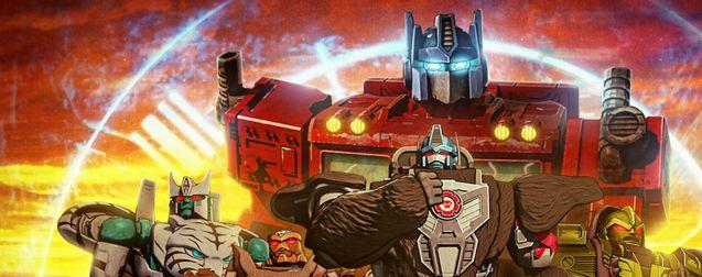 Transformers : La trilogie de la Guerre pour Cybertron – critique du Royaume sur Netflix