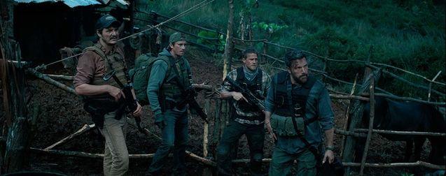 Triple Frontière : Ben Affleck, Oscar Isaac et les autres sont en très mauvaise posture dans la bande-annonce du thriller Netflix