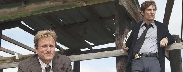 photo, Matthew McConaughey, Woody Harrelson