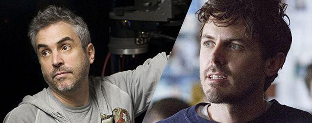 Montage Alfonso Cuarón, Casey Affleck