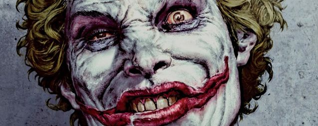 comicbook, Tout l'art du Joker