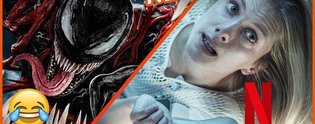 Venom 2 un Carnage de bande-annonce, des critiques d'Army of the Dead, les Golden Globes atomisés
