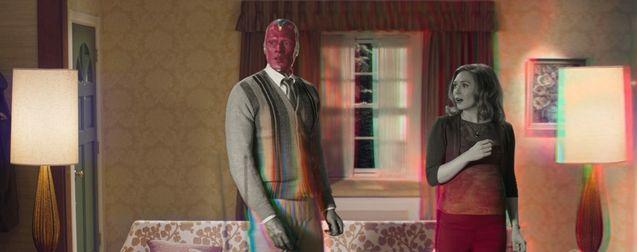 WandaVision : une première bande-annonce intrigante pour le retour des deux super-héros du MCU