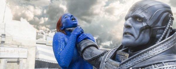 X-Men Apocalypse : découvrez toutes les nouvelles images du spot destructeur du Superbowl