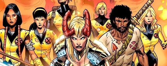 Photo New Mutants
