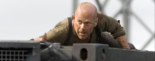 Photo Bruce Willis