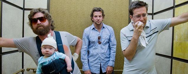 photo, Zach Galifianakis, Ed Helms, Bradley Cooper