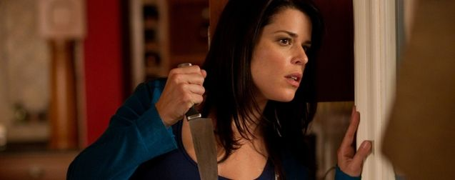 Photo , Neve Campbell