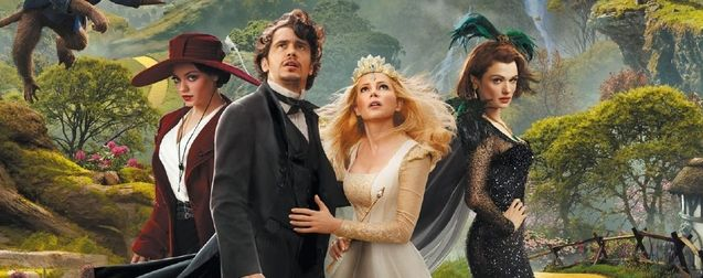 Le Monde fantastique d'Oz : critique magique