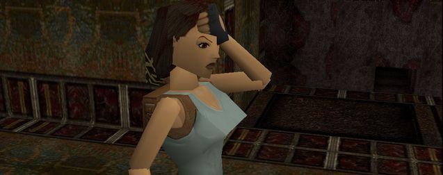 1996 Lara Croft