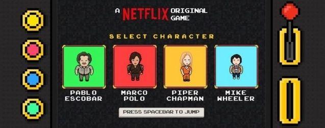 Netflix Arcade