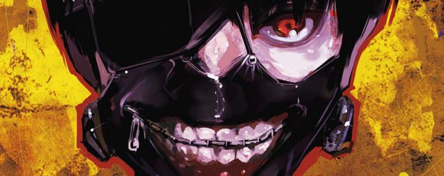 Tokyo Ghoul : le manga du moment