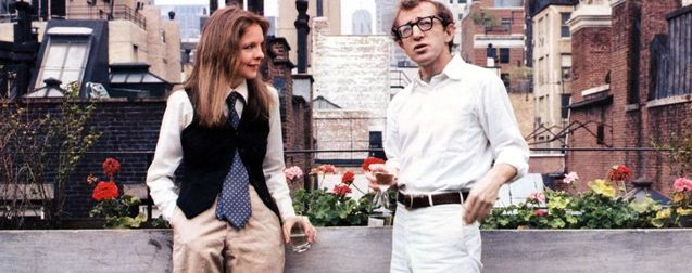 Photo Diane Keaton, Woody Allen